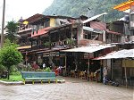 Aguas Calientes restaurants