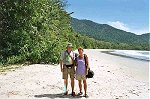 Cape Tribulation Marion and Jaap
