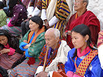 Paro people close-up