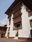 Punakha dzong tower